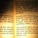Prophesies Fulfilled – in Verse