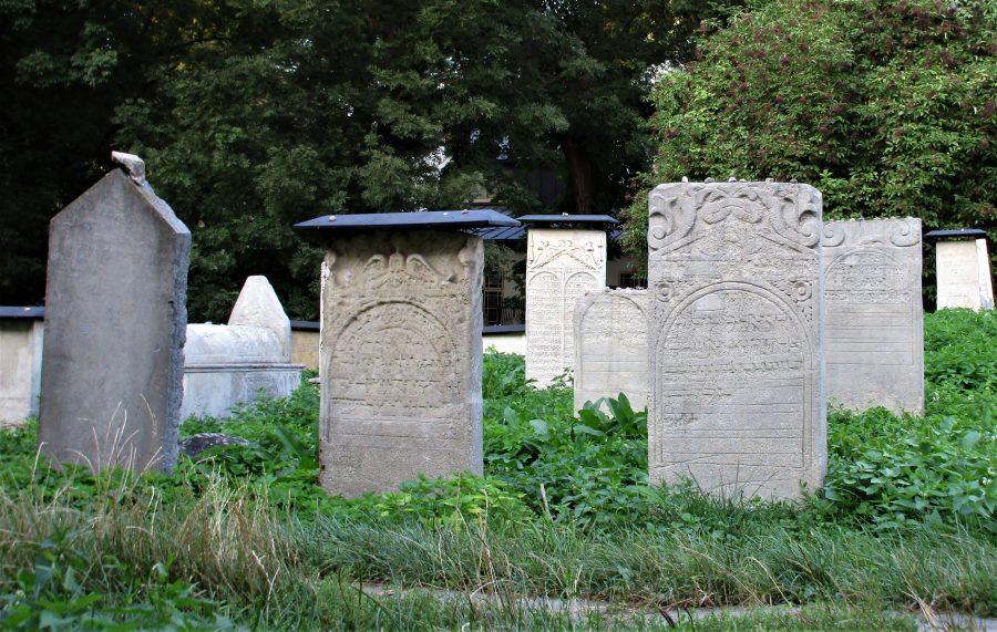 Ten Thousand Graves